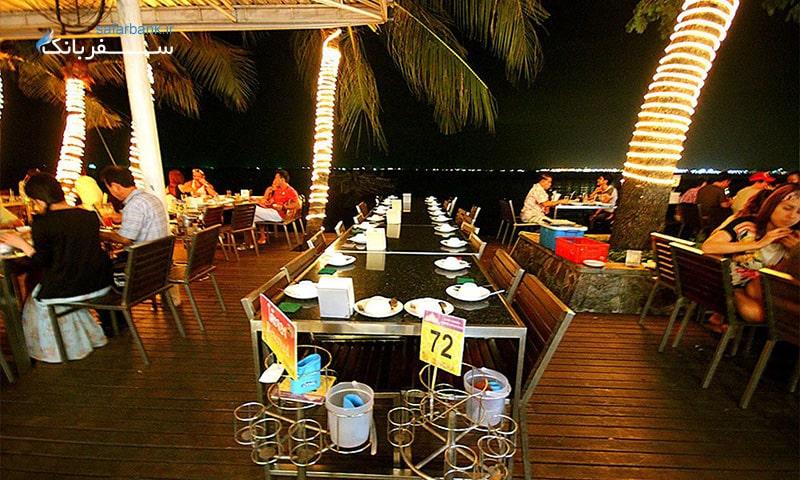 رستوران رویال در پاتایا