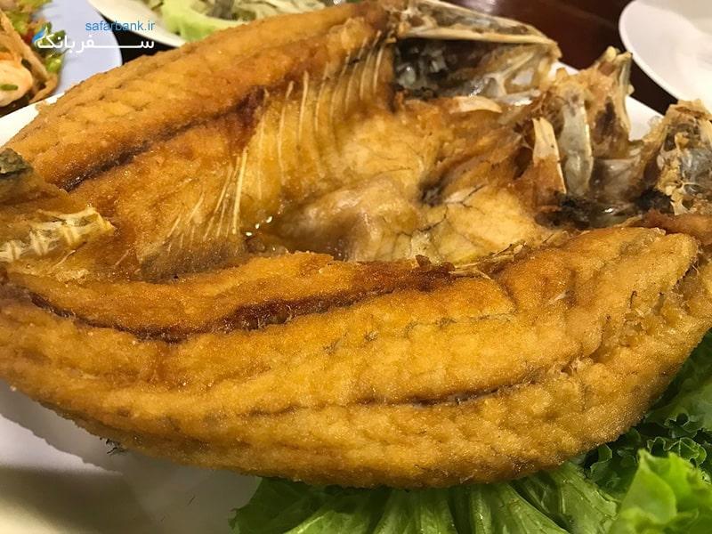رستوران غذاهای دریایی لانگ ساویی