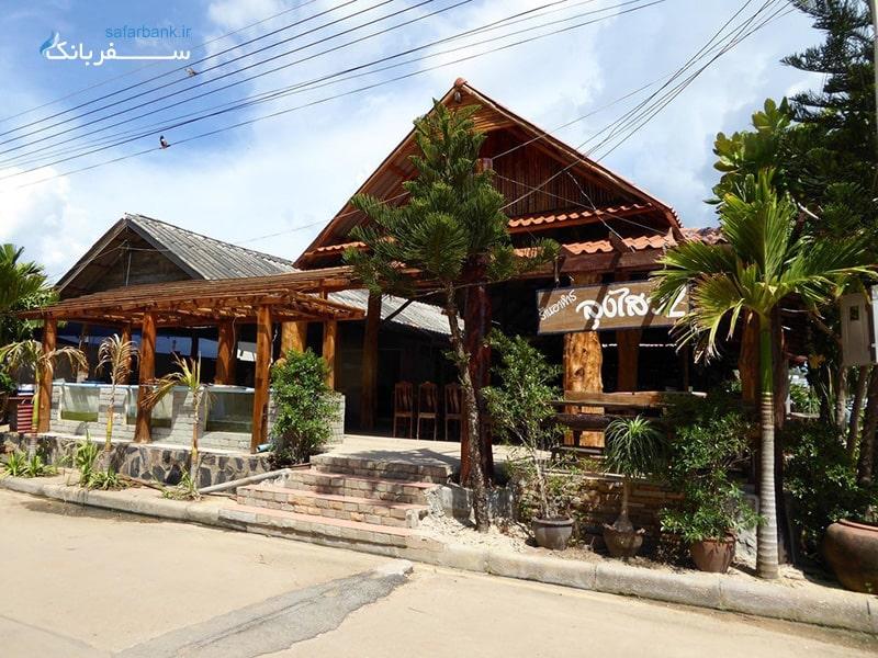 رستوران موم آروی در شهر پاتایا