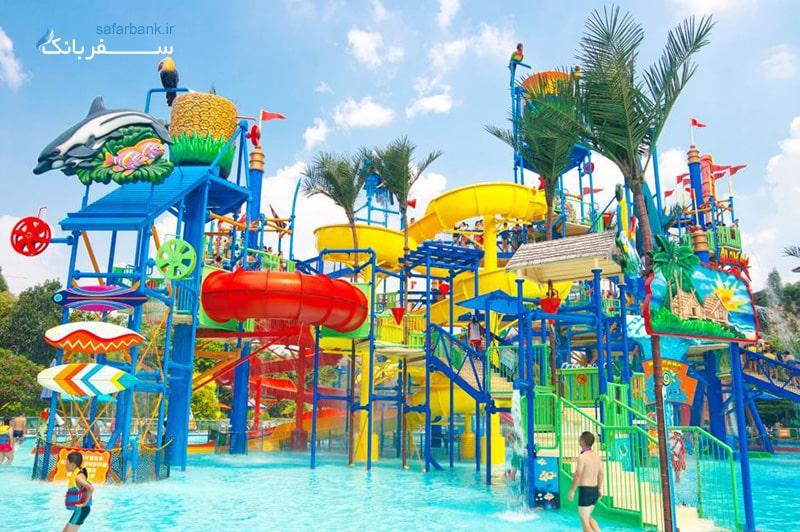 پارک آبی چیملانگ، چین، بهترین پارک های آبی دنیا