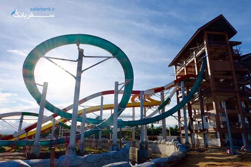 بهترین پارک های آبی دنیا، پارک آبی هفت دریا، فیلیپین