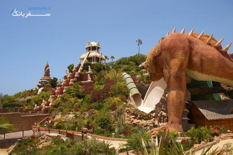 بهترین پارک های آبی دنیا، پارک آبی سیام در تنریف اسپانیا