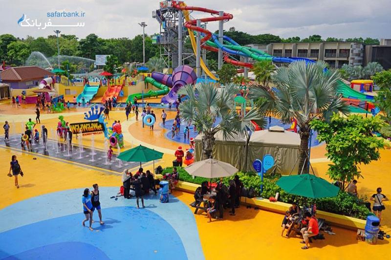 وایلد وایلد وت، سنگاپور، بهترین پارک های آبی دنیا
