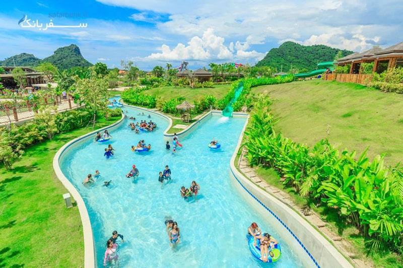 پارک آبی رامایانا، تایلند