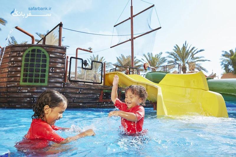 پارک آبی پارادایس دیلمون در بحرین؛ برترین پارک های آبی جهان