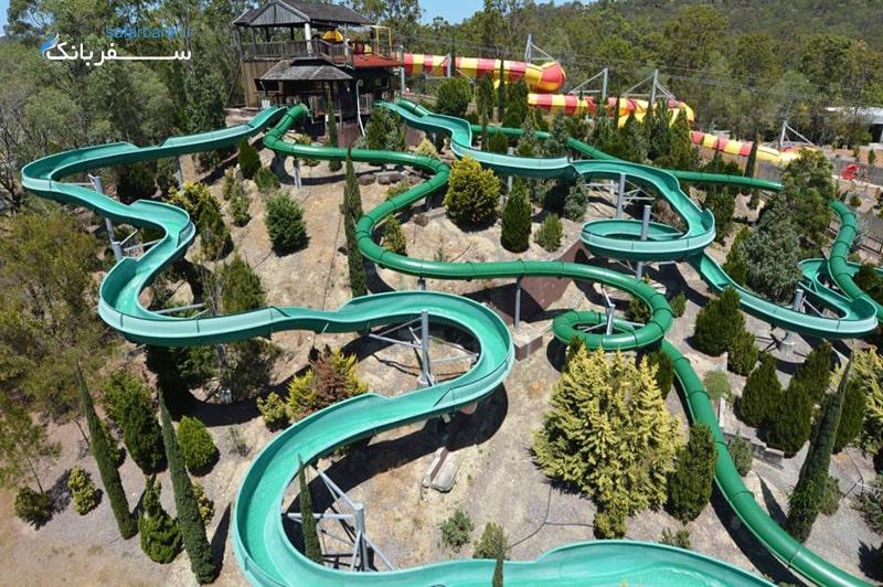 بهترین پارک های آبی دنیا، پارک آبی ساحل طلایی وحشی در استرالیا