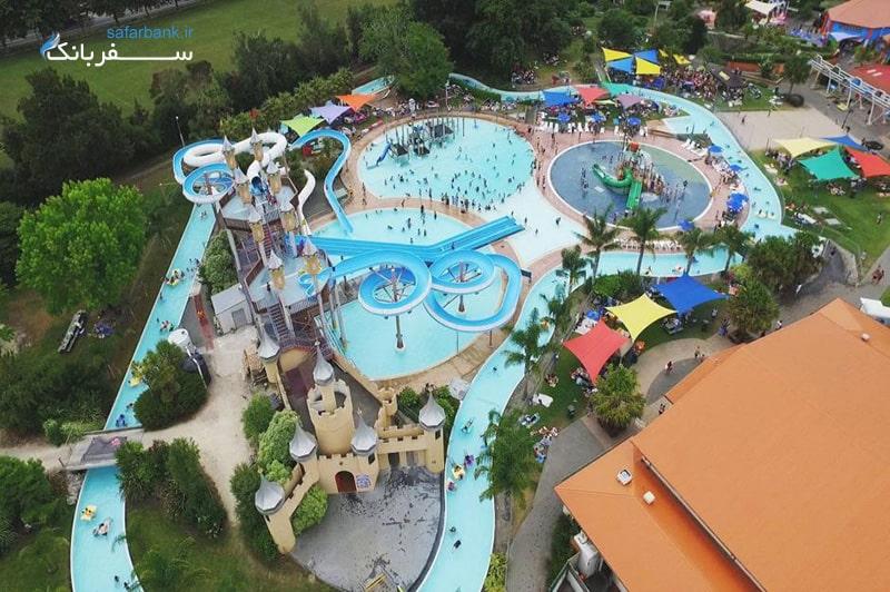 پارک آبی آلپامار سوئیس، بهترین پارک های آبی دنیا