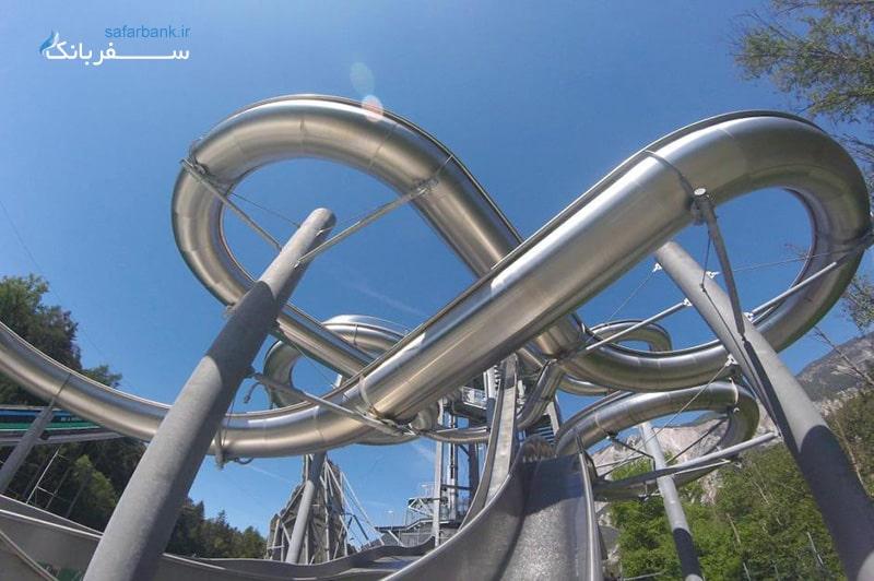 پارک آبی منطقه 47، اتریش؛ بهترین پارک های آبی دنیا