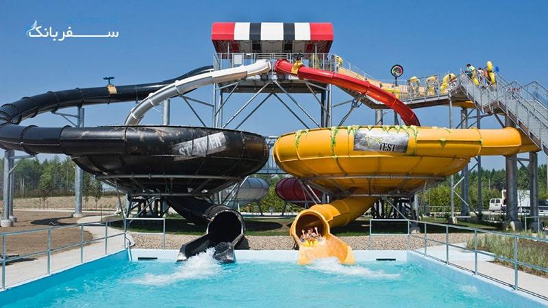 پارک آبی کلایپسودم، بهترین پارک های آبی دنیا