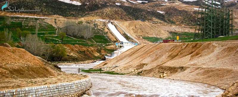 جاذبه های گردشگری استان چهارمحال بختیاری