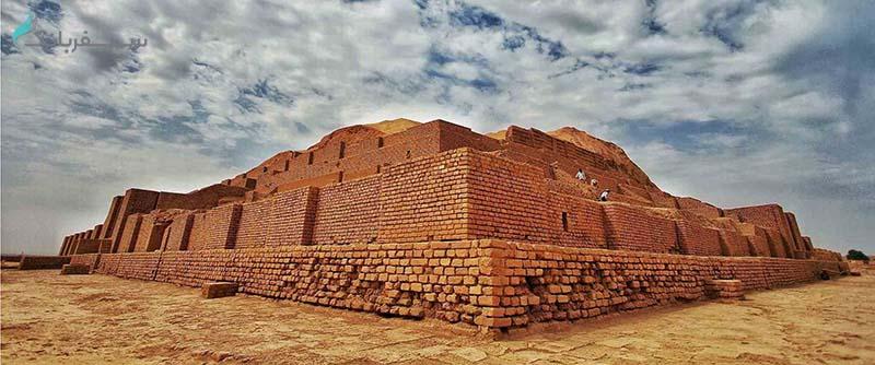 معبد چغا زنبیل در شوش