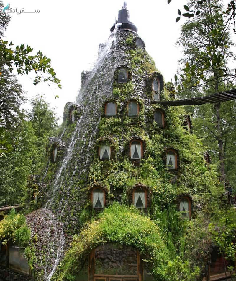 هتل های جالب دنیا