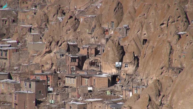 روستای دیدنی کندوان