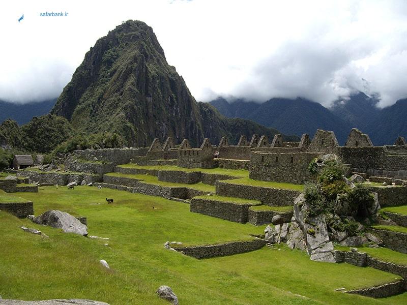 ماچو پیچو در پرو