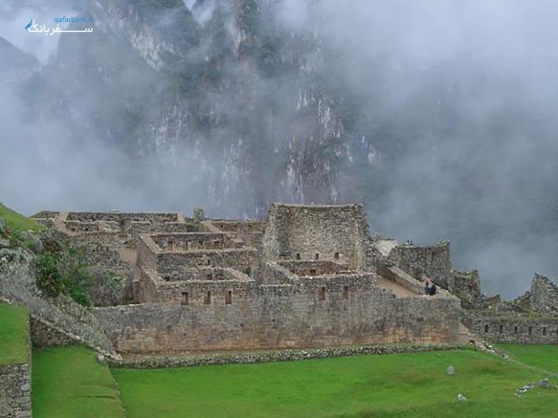 ماچو پیچو در کشور پرو