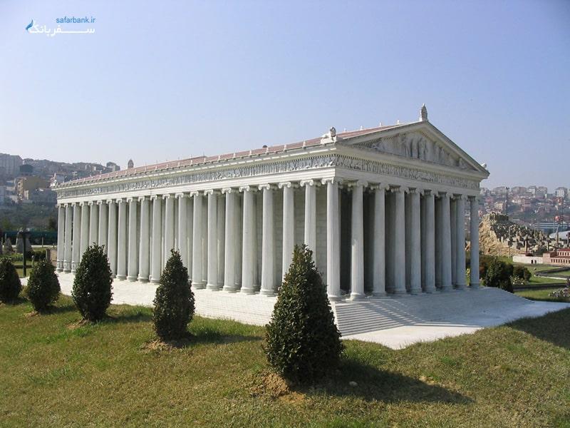 عجایب هفتگانه جهان، معبد آرتمیس