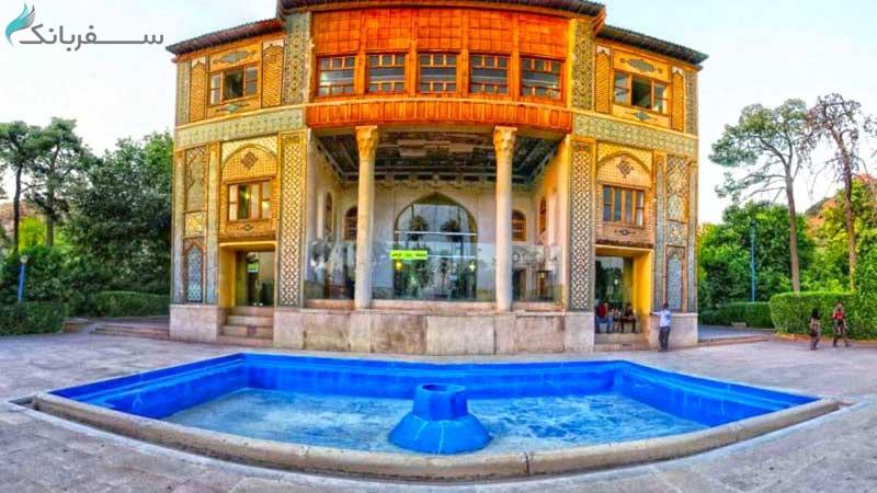 باغ دلگشا در شهر شیراز