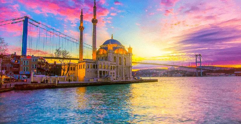 جا های دیدنی استانبول ترکیه
