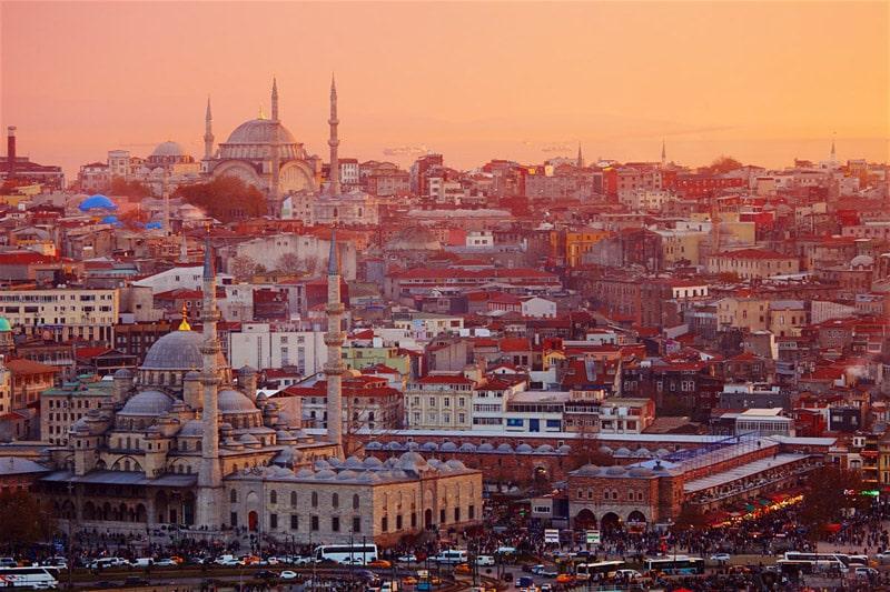 درباره شهر استانبول