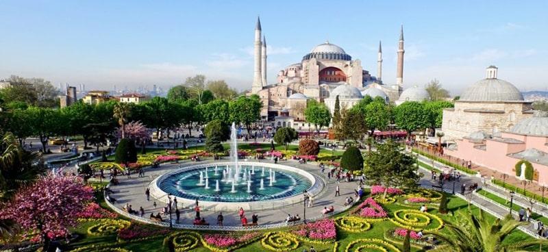 جا های دیدنی تور استانبول