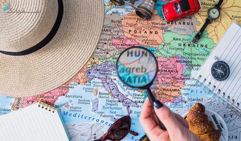 کشورهای بدون ویزا برای ایرانیان، روسیه