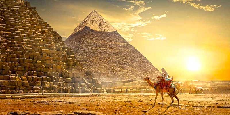 دیدنی های اهرام مصر
