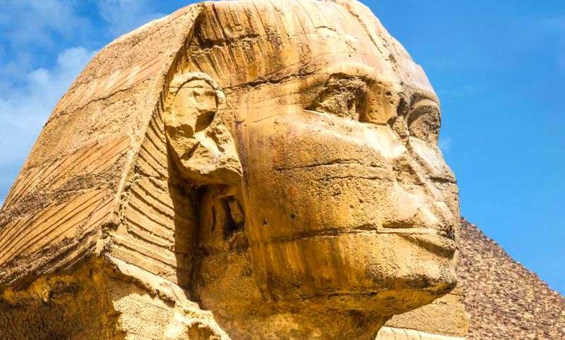 درباره مجسمه ابوالهول چه میدانید