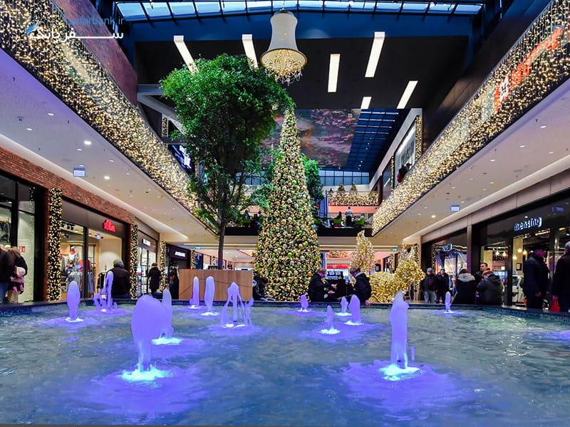 مراکز خرید رمنستان