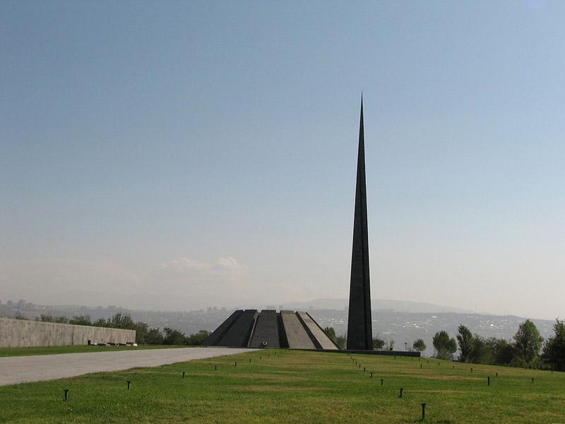 موزه نسل کشی ارامنه در شهر ایروان