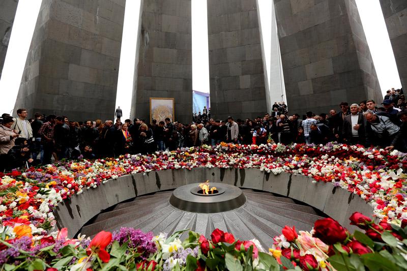 موزه نسل کشی ارمنی ها در ایروان