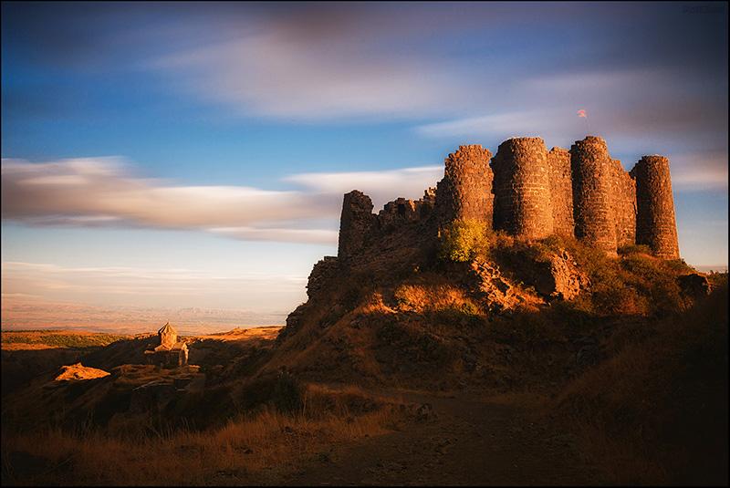 قلعه اربونی ایروان از جاهای دیدنی ارمنستان