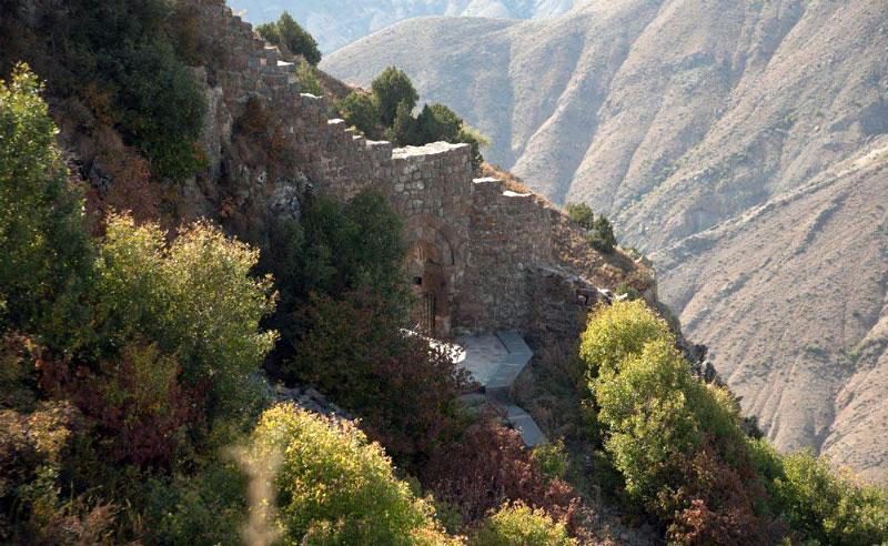 قلعه اربونی ایروان سازه ای از امپراطوری اورارتورها