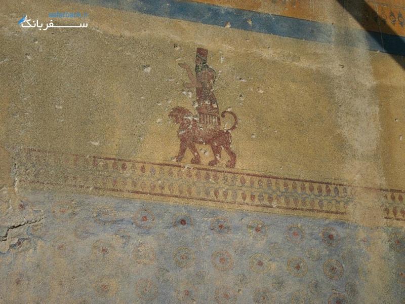 قلعه اربونی ایروان از جاذبه های توریستی ایروان