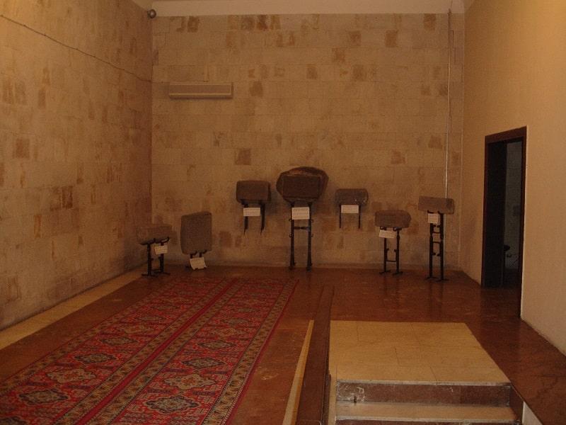 موزه های ارمنستان، موزه اربونی در شهر ایروان