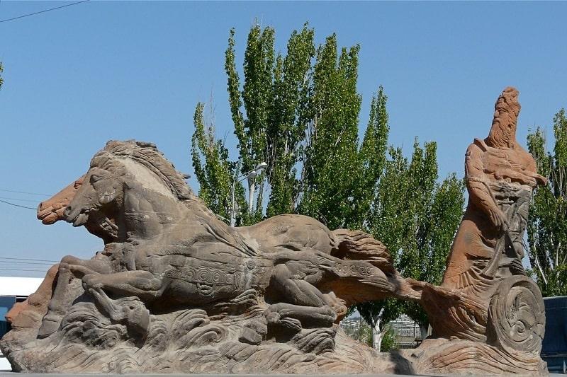موزه های ارمنستان، موزه باستان شناسی اربونی در ایروان