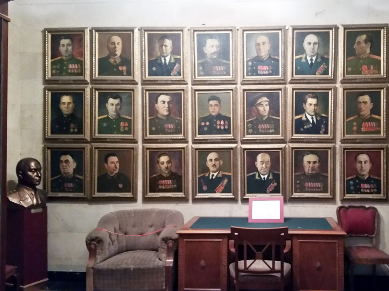موزه های ارمنستان، موزه نظامی مادر ارمنستان در ایروان