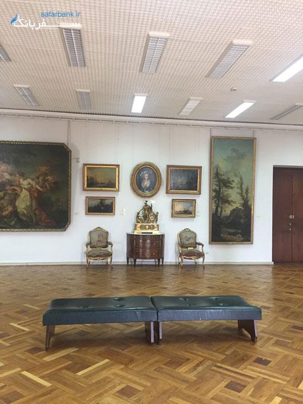 موزه های ارمنستان، موزه هنر ملی ارمنستان در ایروان