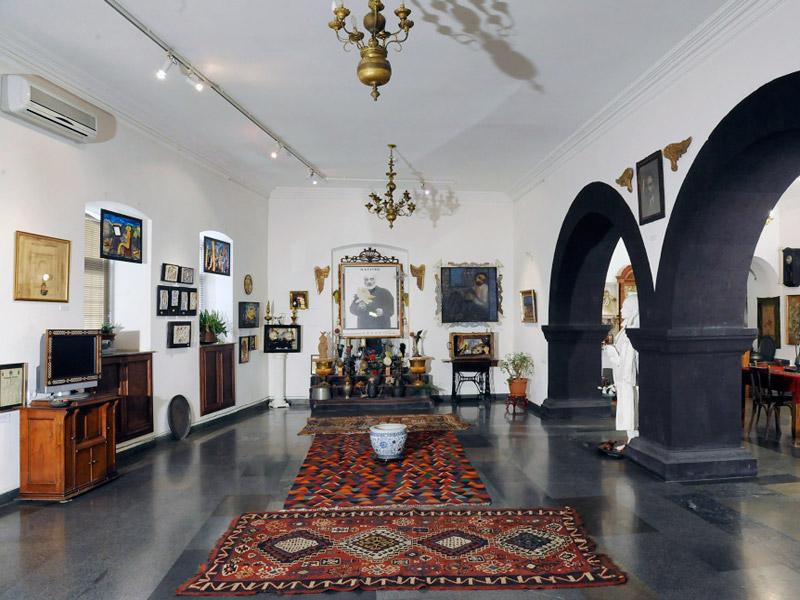 موزه ارمنستان، دیدنی های ایروان