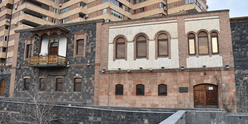 موزه خانه سرگئی پاراجانف