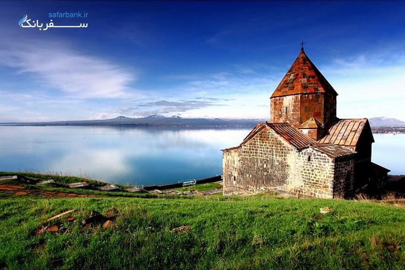 صومعه هایراوانک در ارمنستان