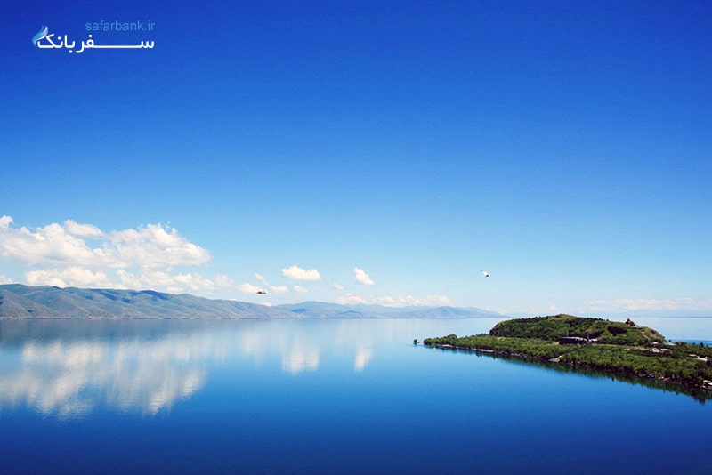 دریاچه سوان کجاست