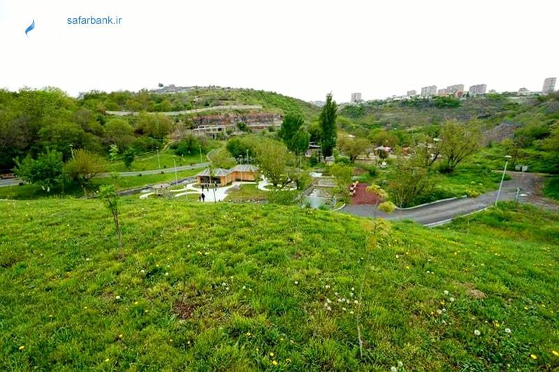باغ وحش ایروان در ارمنستان