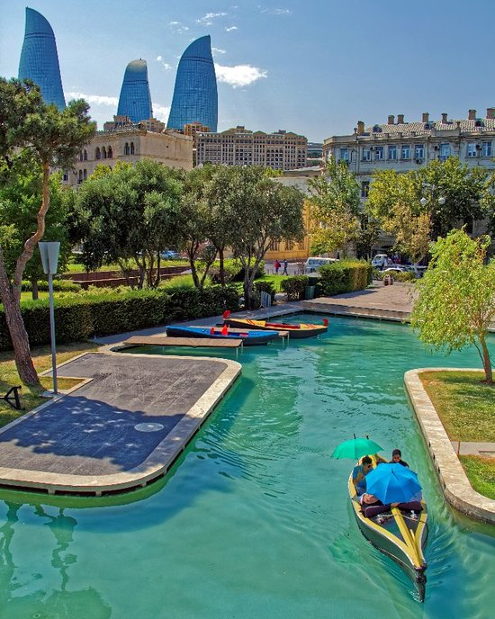 ونیز کوچک در آذربایجان