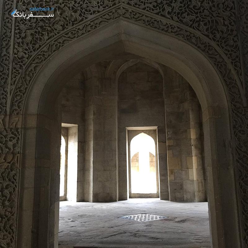کاخ شیروان شاهی باکو در آذربایجان