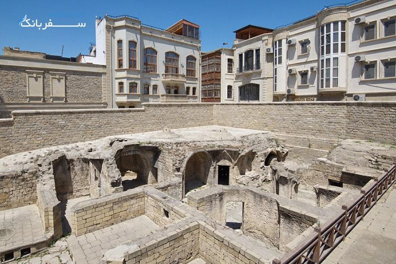جاهای دیدنی آذربایجان، کاخ شیروان شاهی باکو