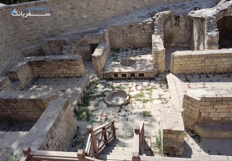 اماکن تاریخی آذربایجان، عکس کاخ شیروان شاهی باکو