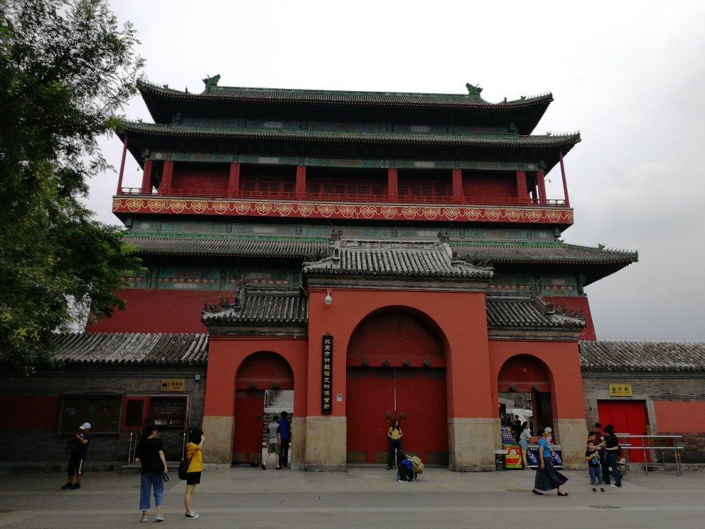 برج ناقوس در پکن چین