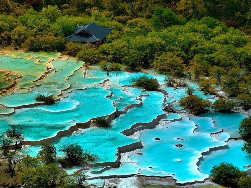 پارک ملی در پکن چین