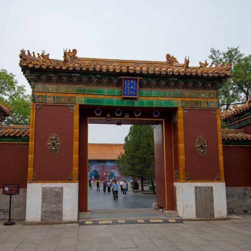 معبد لاما در چین