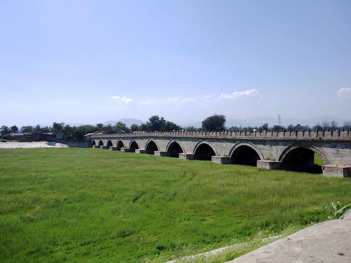 پل مارکوپولو در پکن چین